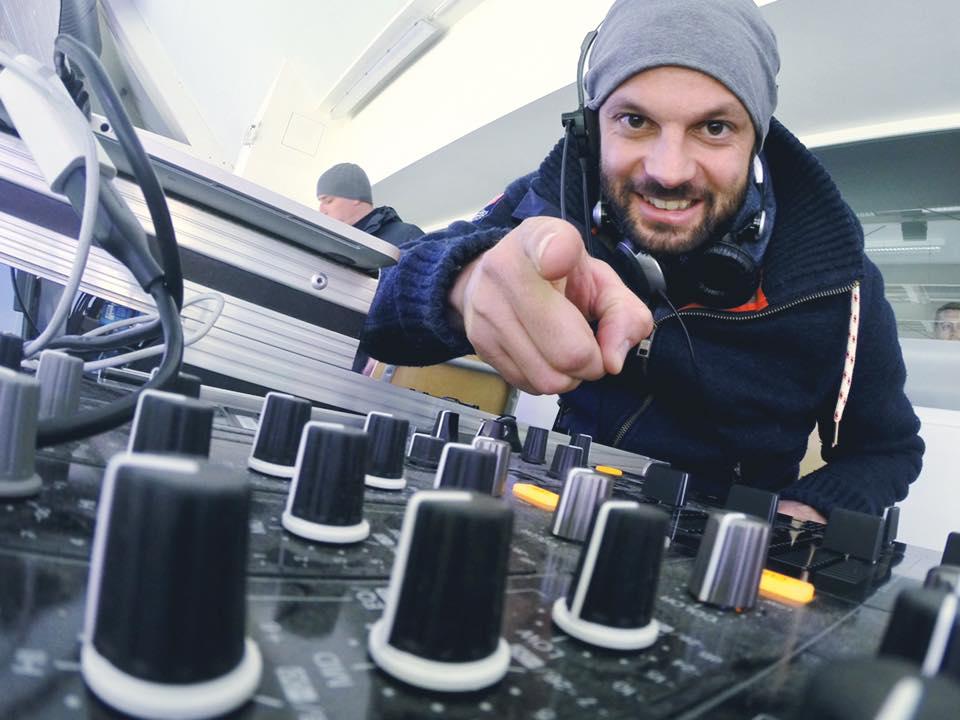 DJ Tobi Rudig @ EC Red Bull Salzburg