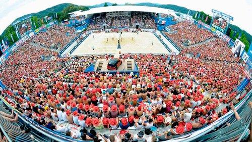 Beach European Championships Klagenfurt