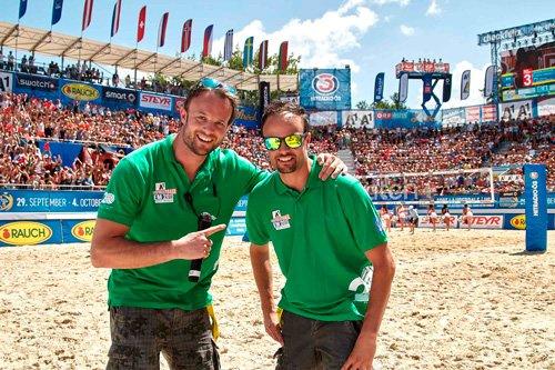 Beach Volleyball EM ROODIXX