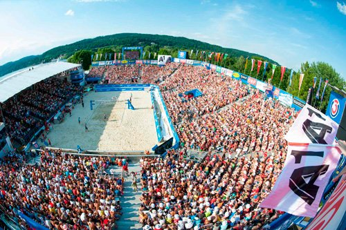 Beach Volleyball Grand Slam Klagenfurt