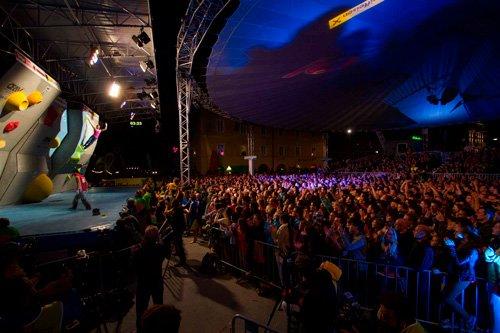 Boulder Worldcup Innsbruck