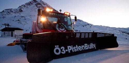 OE3 DJ Pistenbully