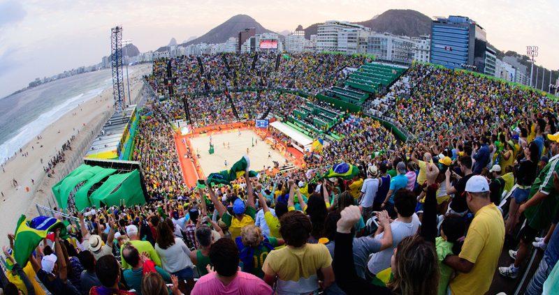Olympische-Spiele-Rio-2016-Tobi-Rudig-Event-DJ-volles-Stadion