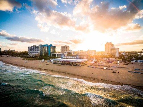 Swatch Major Series Fort Lauderdale 2017