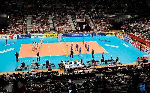 Volleyball EM Wien