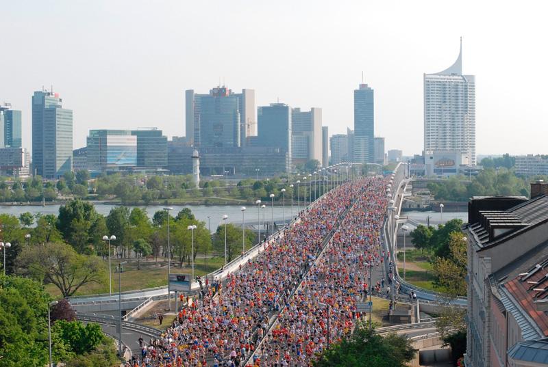 Vienna City Marathon 2015